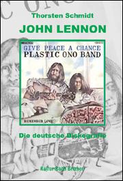 John Lennon - die deutsche Diskografie
