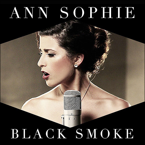 Ann Sophie Black Smoke