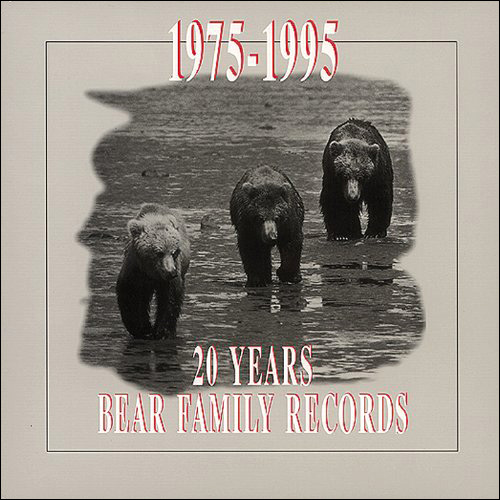 20 years Bear Family Records