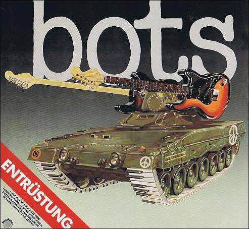 Bots Entrüstung