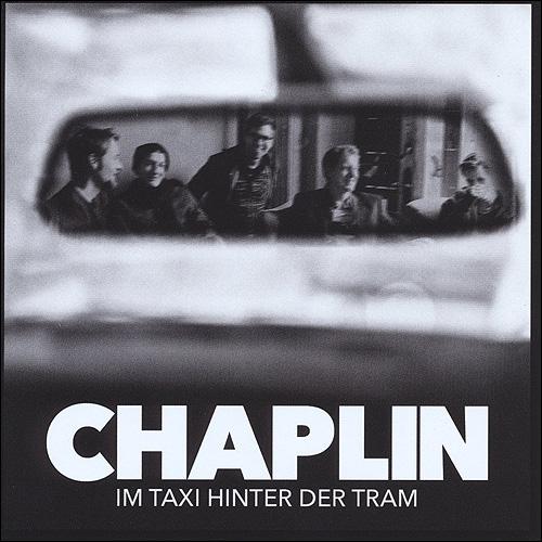 Chaplin Im Taxi hinter der Tram