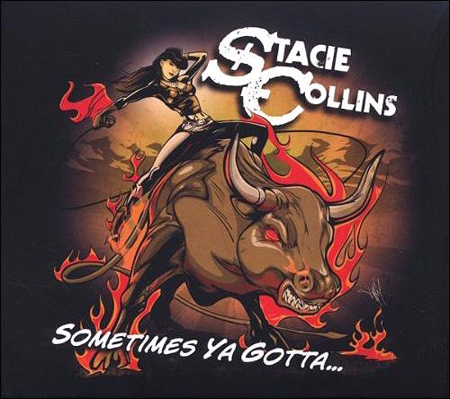 Stacie Collins Sometimes ya gotta