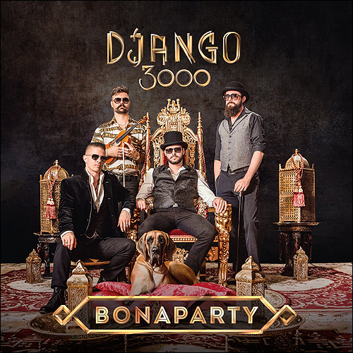 Django 3000 Bonaparty