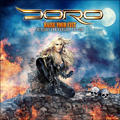 Doro Powerful passionate favourites