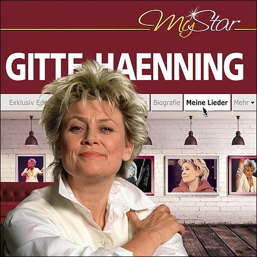 Gitte Haenning My Star