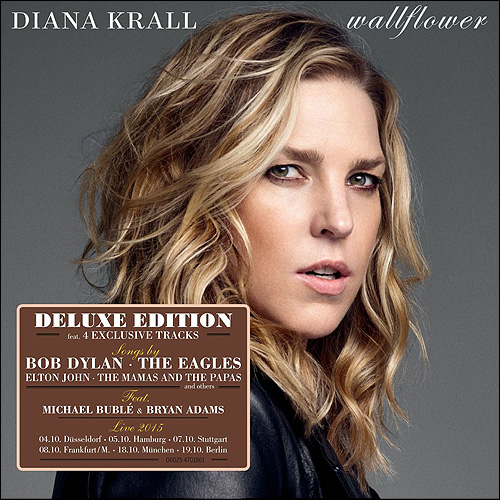 Diana Krall Wallflower