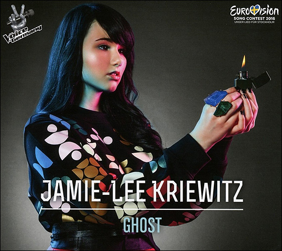 Jamie-Lee Kriewitz Ghost