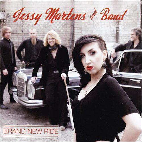 Jessy Martens Brand new ride