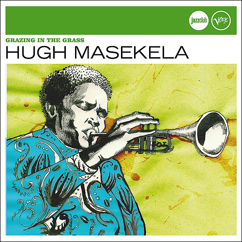 Hugh Masekela Grazing in the grass