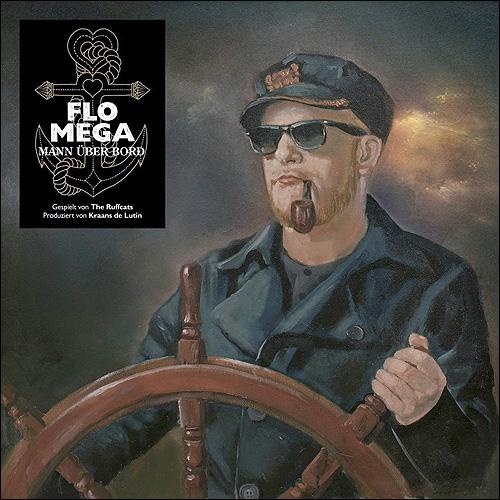 Flo Mega Mann über Bord