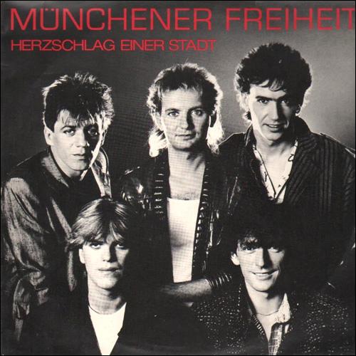 Münchener Freiheit Herzschlag einer Stadt