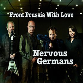 Nervous Germans From Prussia with love