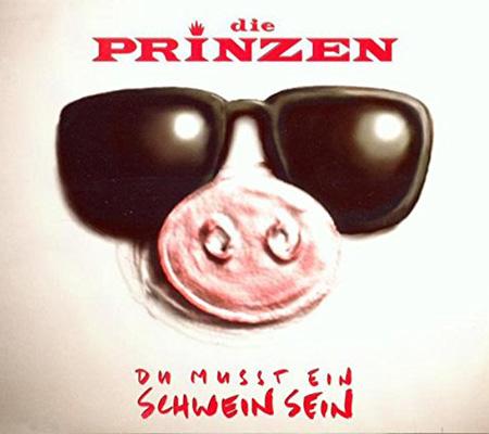 Prinzen Schwein sein