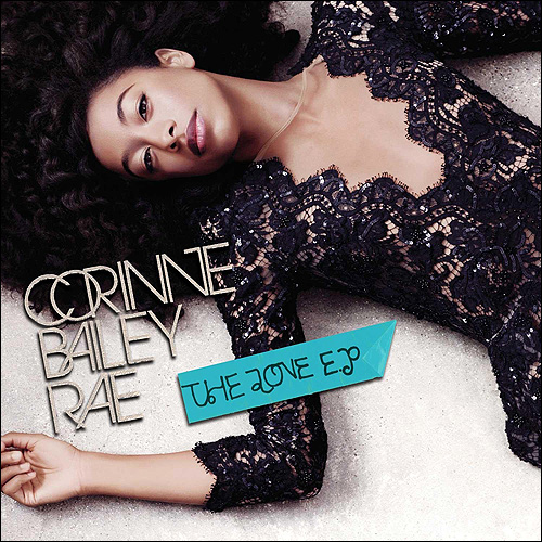 Corinne Bailey Rae EP The Zone