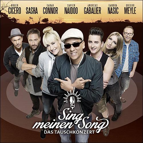 Gregor Meyle Sing meinen Song