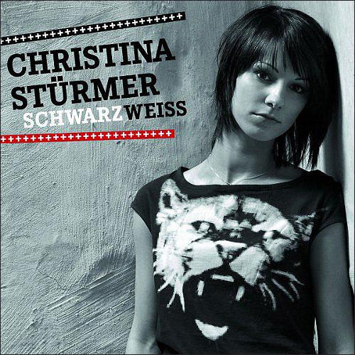 Christina Stürmer Schwarz weiss