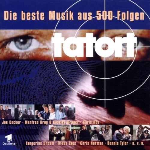 Tatort Die beste Musik aus 500 Folgen