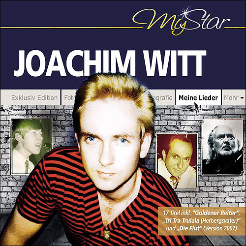 Jochim Witt My star