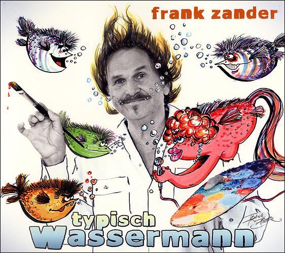Frank Zander Typisch Wassermann